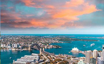 Destination Sydney - The Program in Details
